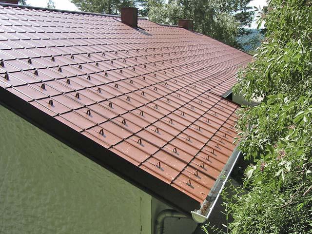 Das Prefa Langzeitdach ist der Mittelpunkt unseres Komplettprogrammes für Ihr Haus.